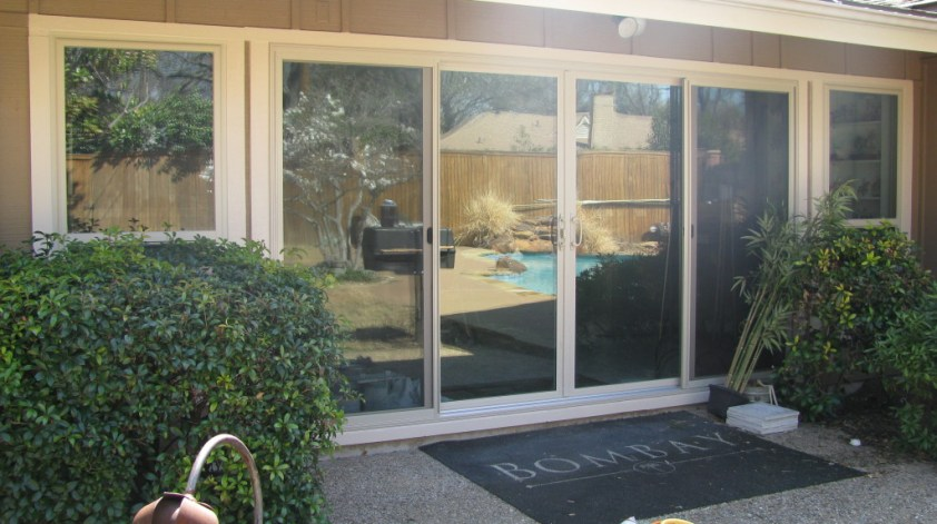 sliding patio doors granbury