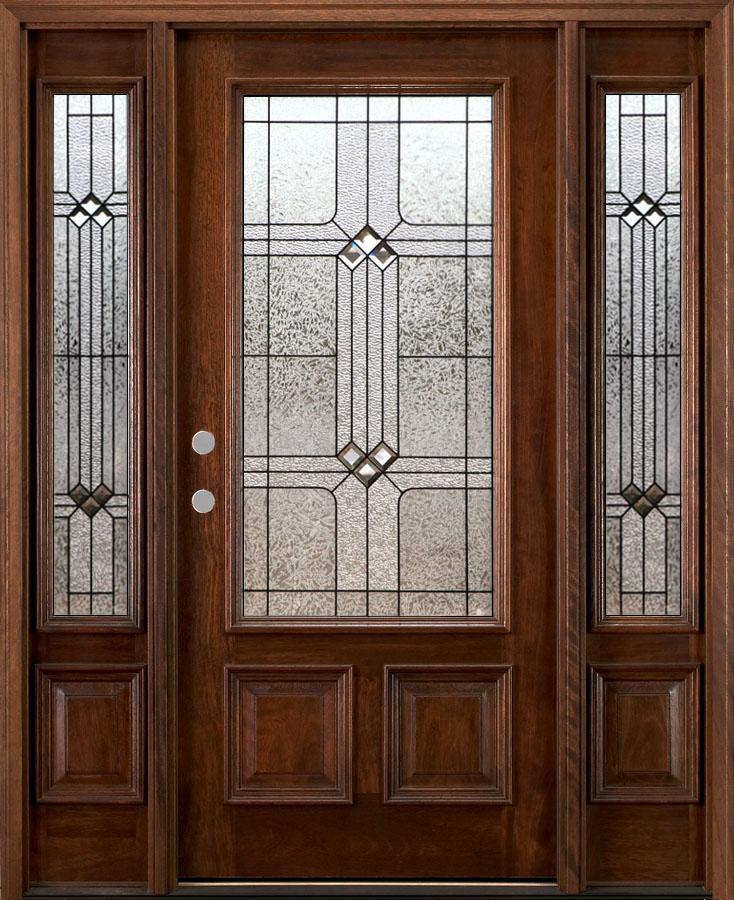 Fiberglass Entry Doors Masonite Therma Tru Lowes Home