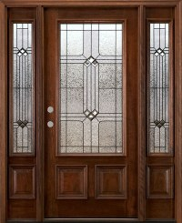 Fiberglass Entry Doors-masonite-Therma-Tru- Lowes-Home ...
