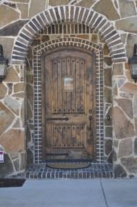 ProBuild Custom Built Wood Door 00