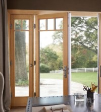 Pin Hinged Patio Door French on Pinterest