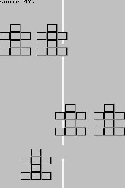 Brick Game DS v1.0 (NDS Game) › Nintendo DS › PDRoms