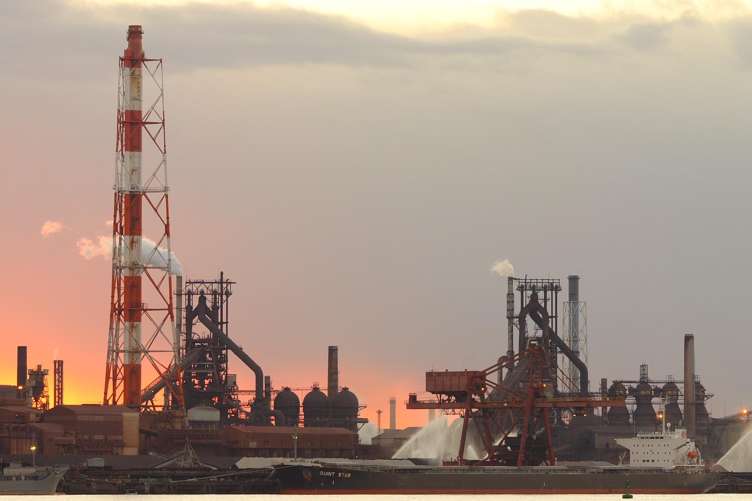 新日本製鐵君津製鐵所 : SHIP PHOTO