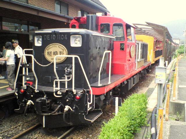 嵯峨野観光鉄道 トロッコ列車 : 一度は行っておきたい!おすすめの京都観光スポット! - NAVER まとめ