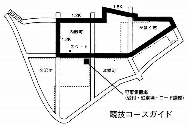 内灘TT : Force Ten