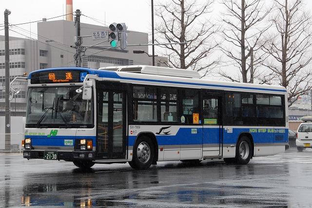 ジェイアール北海道バス~エルガノンステップ&ワンステップバス~ : 撮影劇場