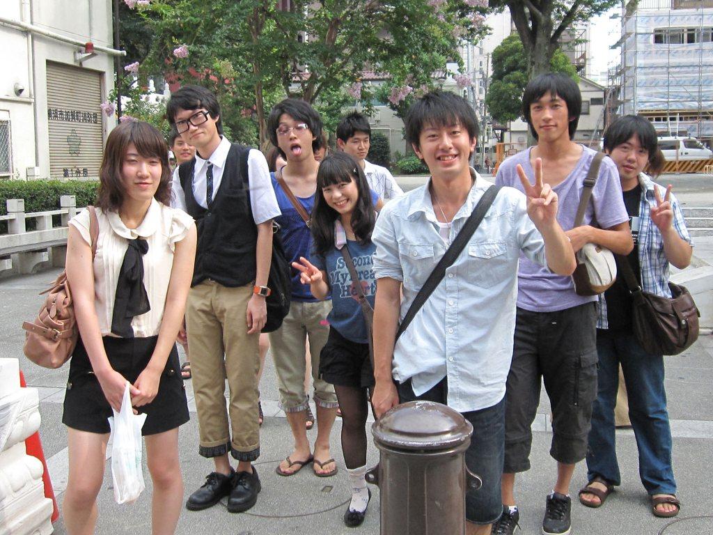 橫浜ツアー☆ : 明治大學基礎スキー研究會ロンドール