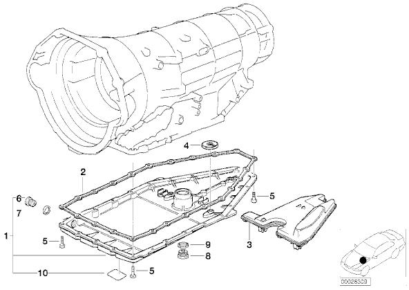 BMW E38 750iL Parts : モグリンのつぶやき
