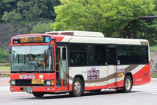 DAY5:金澤周遊巴士一日券 @ 火星上の宅生活 :: 痞客邦