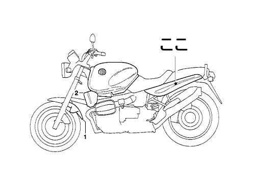 R1100R 75th Anniversaryの・・・・ : motorrad kyoto staff blog