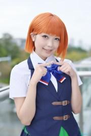 blouse cosplay kaieda kae nanami