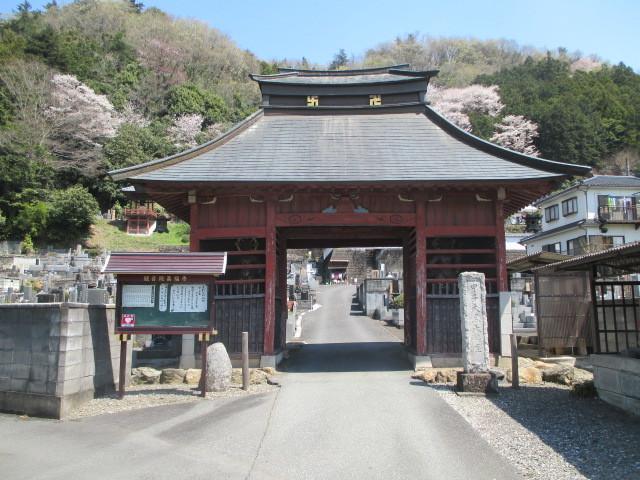 萬福寺(飯能市) : 神社好きのページ