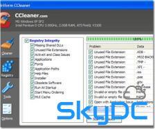 윈도우 최적화 씨클리너 CCleaner V2.28.1091