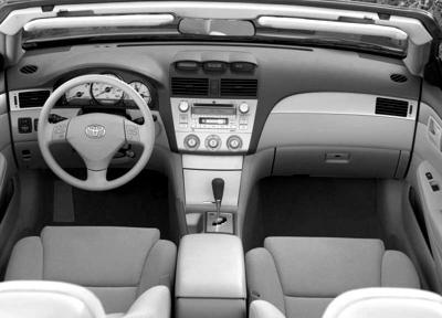 Cars Trends Modification Toyota Solara Auto Concept
