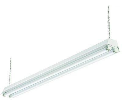 lithonia lighting 1233 re 4 foot 2lgt t8 shop light