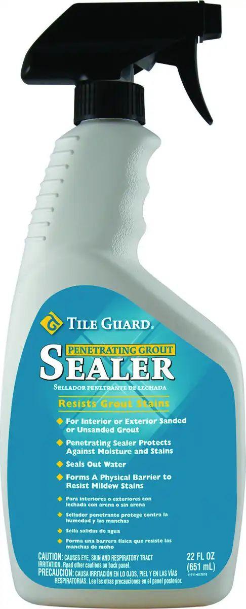 homax 9324 tile guard tile grout sealer 22 ounce