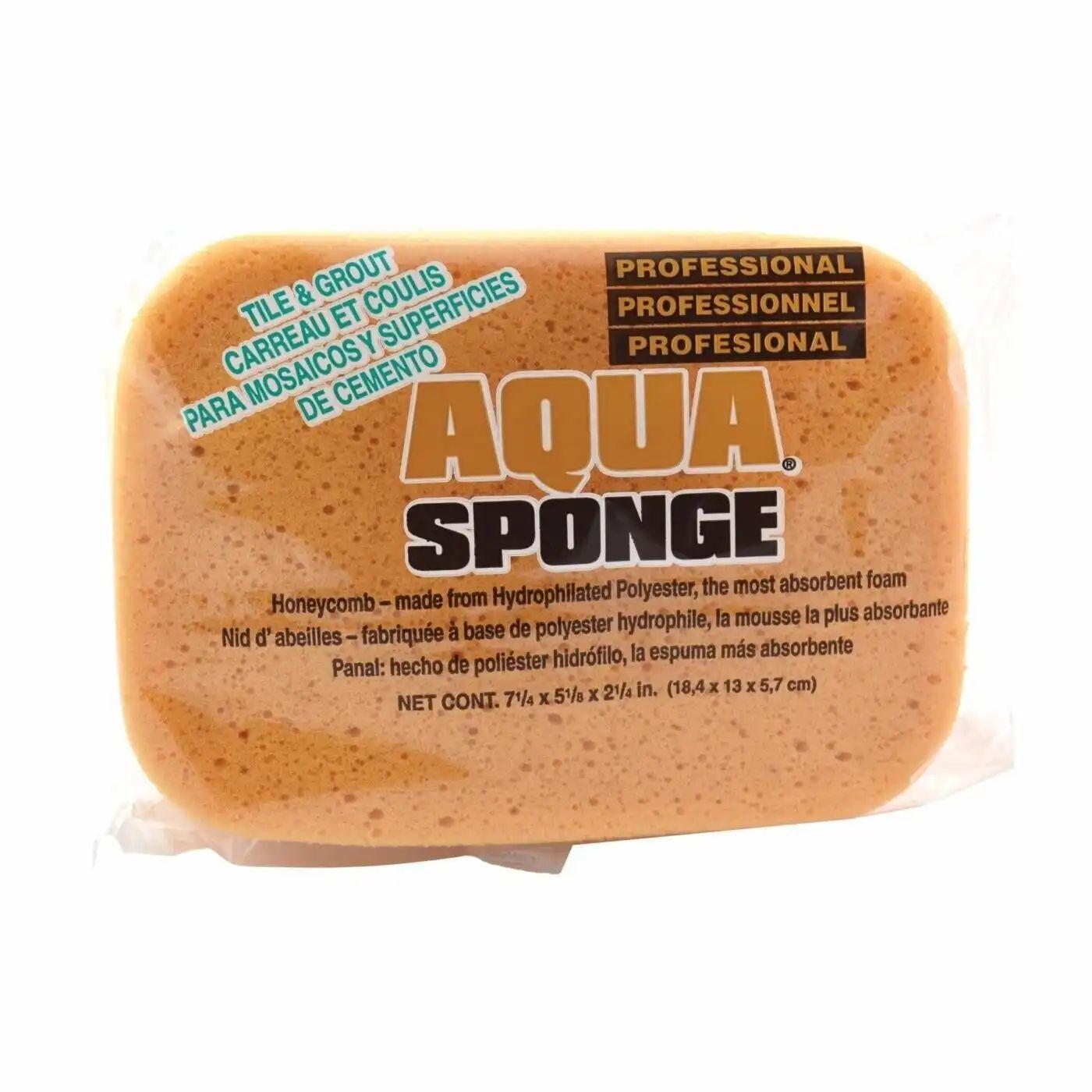acme sponge af2xl aqua professional tile and grout sponge