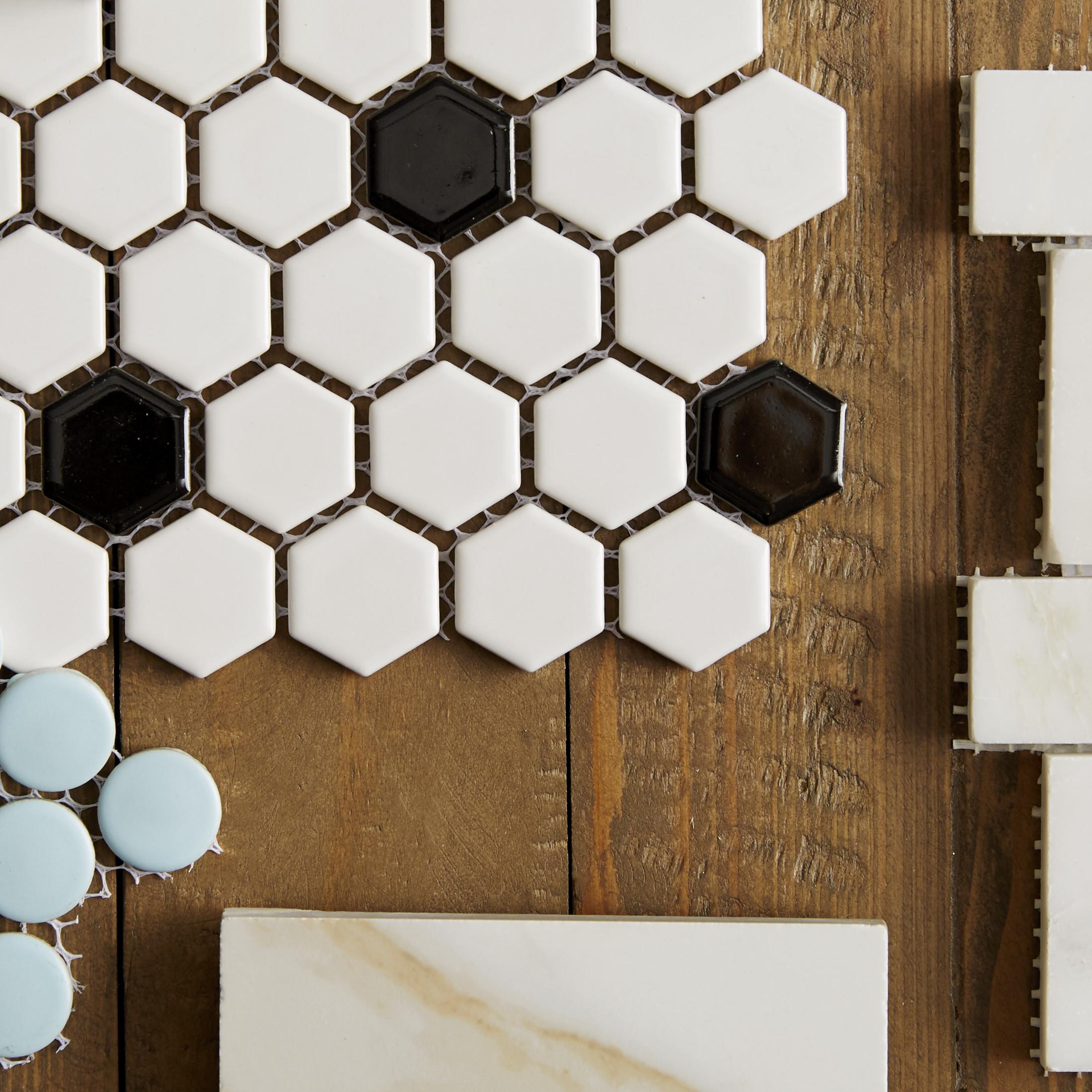 top 10 most popular hexagon tiles