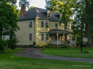 Gurdon Pumpelly House in Owego