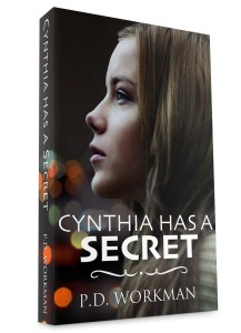 New Release! Cynthia has a Secret