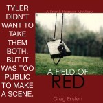 Excerpt from a Field of Red