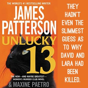 Excerpt from James Patterson's Unlucky 13