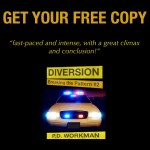 Join my Mailing List and Download Diversion for Free