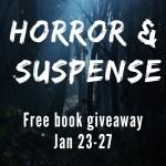Suspense & Horror Giveaway