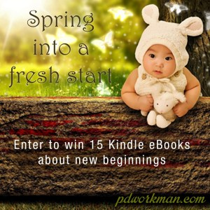Spring into a fresh start with these great reads!