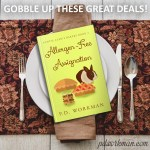 Thanksgiving, Black Friday, and Cyber Monday Deals