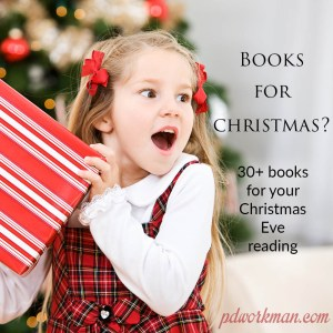Books in your Stocking - A Christmas Eve Book Flood