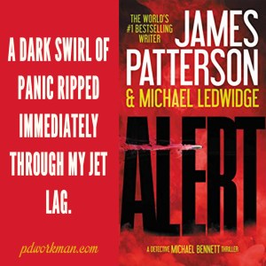 Excerpt from Alert by James Patterson