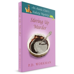 Cozy up with a new releases! Stirring Up Murder and more
