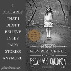 Excerpt from Miss Peregrine's Home for Peculiar Children