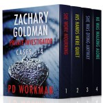 Zachary Goldman Private Investigator Cases 1-4