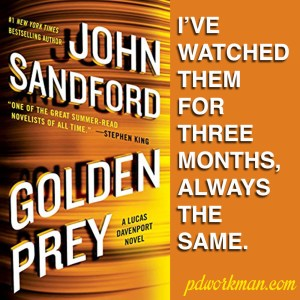 Excerpt from Golden Prey