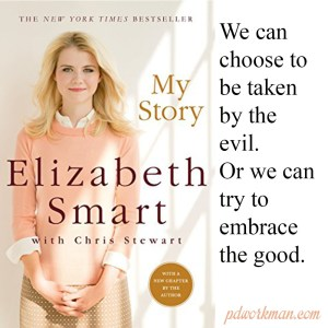 Excerpt from My Story by Elizabeth Smart