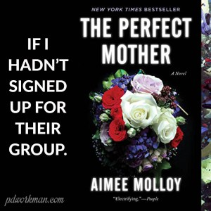 Excerpt from The Perfect Mother