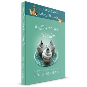 Muffins Masks Murder
