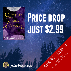 Sale on Questing for a Dream