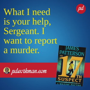 James Patterson's The 17th Suspect—The Women's Murder Club does not disappoint