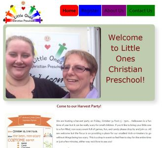 Little Ones Christian Preschool