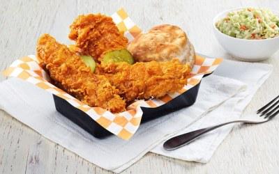 KFC Georgia Gold Chicken