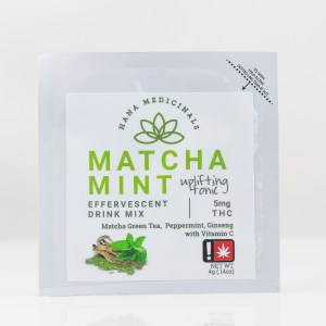 Matcha Mint Uplifting Tonic Drink Mix