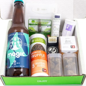 April 420 Green Box Sample