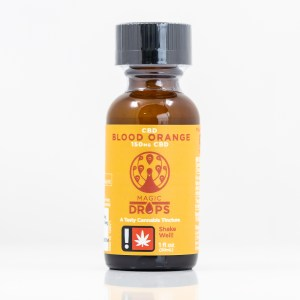 Blood Orange CBD Magic Drops