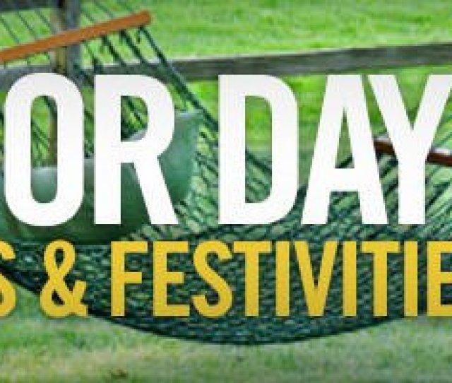 Portland Labor Day Events