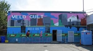 Velocult Mural