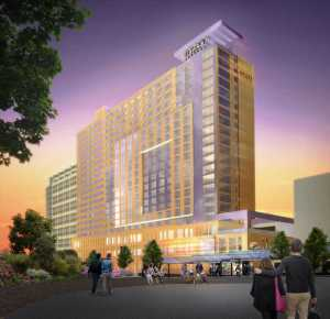 Portland's Proposed Convention Center Hotel