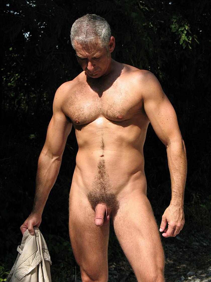 Mature men nude Most Popular